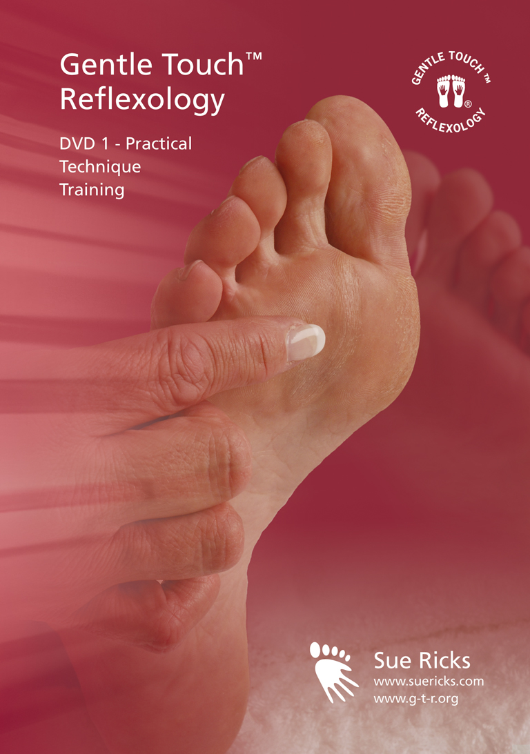 DVD 1 -  Gentle Touch™ Reflexology