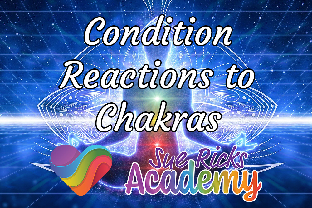 Condition Reactions to Chakras