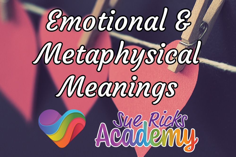 Emotions and Metaphysical Meanings