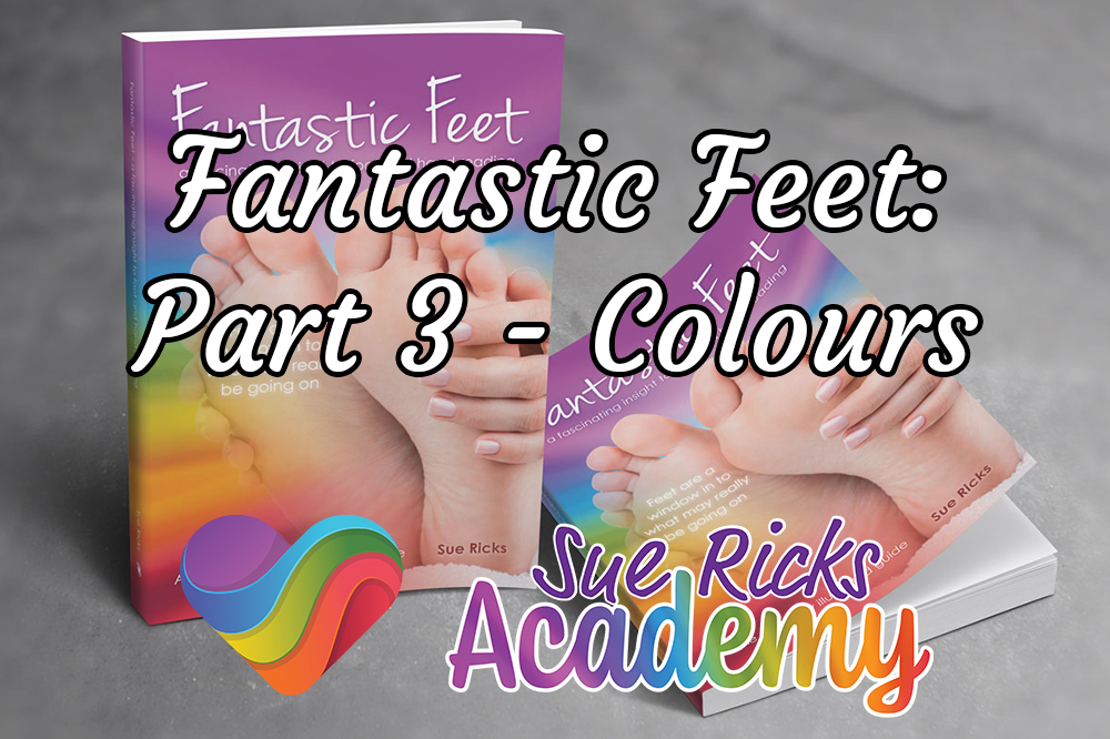 Fantastic Feet - Part 3: Colours