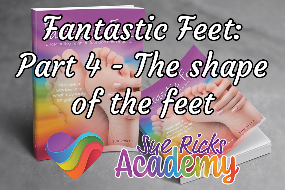Fantastic Feet - Part 4: The shape of the Feet