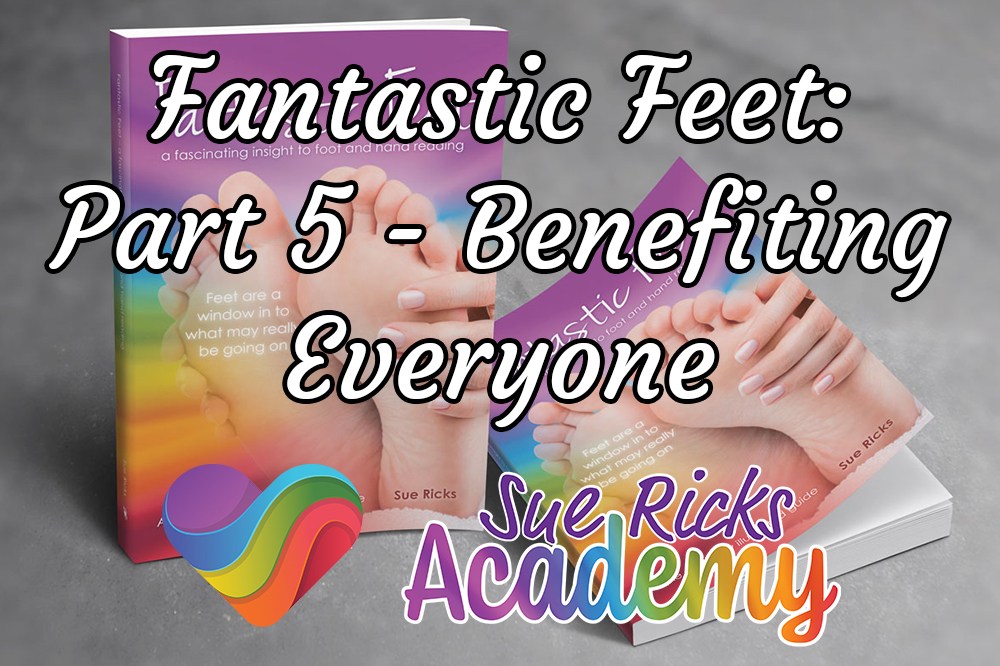 Fantastic Feet - Part 5: Benefiting Everyone