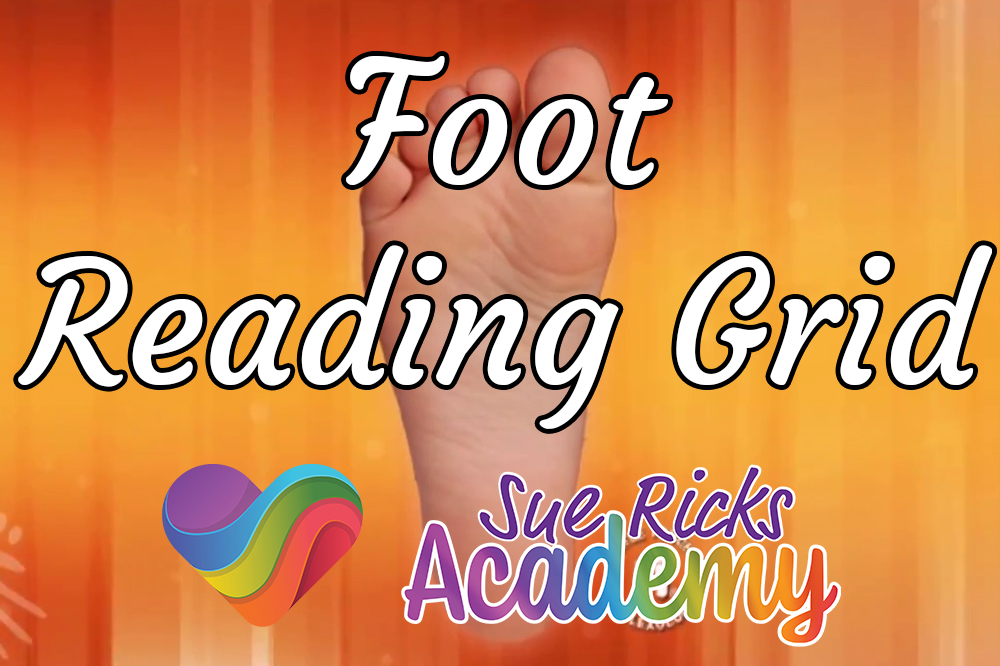 Foot Reading Grid