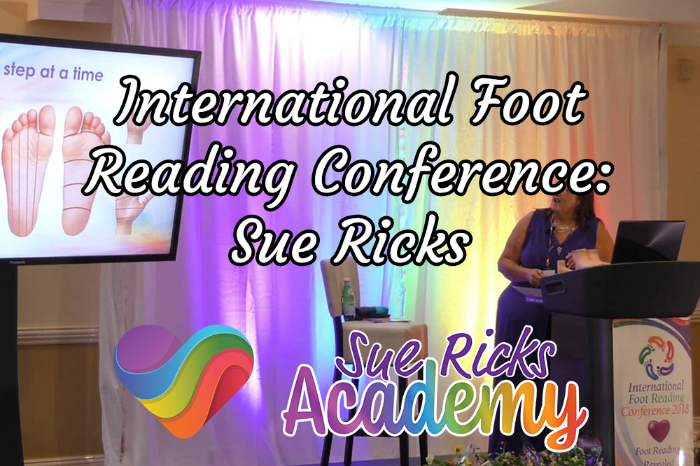 International Foot Reading Conference - Sue Ricks