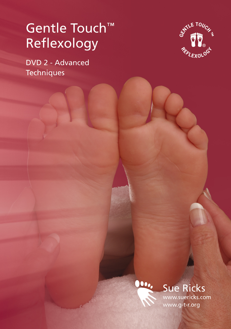 Gentle Touch Reflexology - Advanced Reflexoology Techniques DVD 2