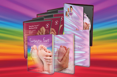 image of online reflexology course