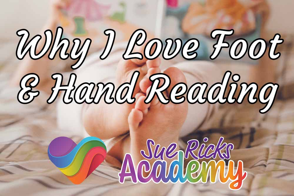 Why I Love Foot and Hand Reading