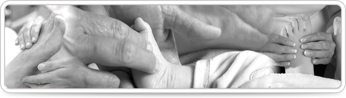 Gentle Touch Reflexology for Babies and Children